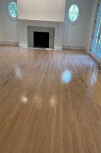 Floor Sanding & Refinishing